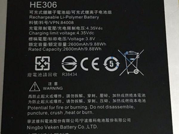 Sharp HE306