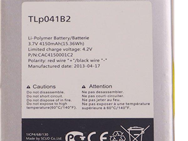Alcatel TLP041B2