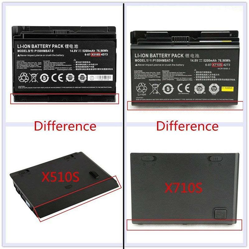 Clevo X510S-4D73